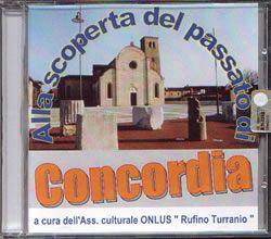 CD ROM alla scoperta del passato di Concordia